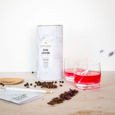 Regali romantici - Set per Gin Lover