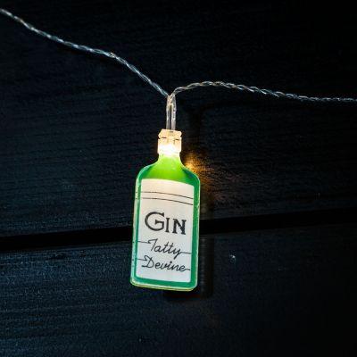 Decorazione - Ghirlanda Luminosa Gin