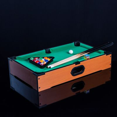 Idee regalo amico - Mini Biliardo in legno
