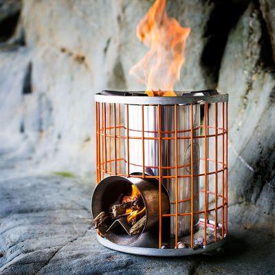 Outdoor & Sport - Horizon Camping – fornello\stufa da campo a legna