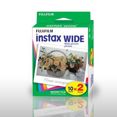 Gadget & Elettronica - Carta fotografica per Fuji Instax WIDE - set da 2