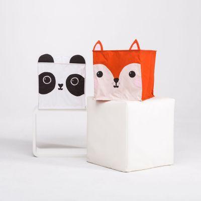 Decorazione - Lampada da Scrivania Volpe e Panda