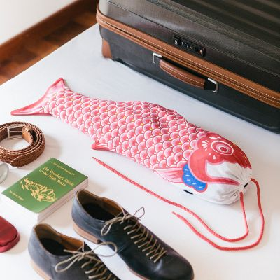 Gadget da Viaggio - Sacchi lavanderia Koinobori