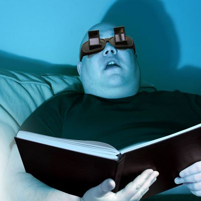 Accessori - Occhiali Per Leggere Da Sdraiati