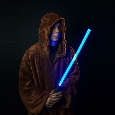 L'Universo Di Star Wars - Spada Laser dei Jedi Con Effetti Speciali