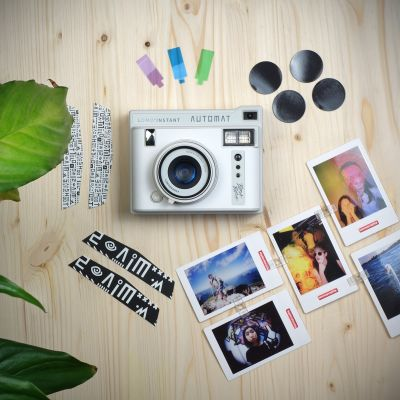 Gadget da Viaggio - Macchina fotografica istantanea Lomo'Instant Automat