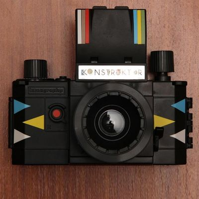 Trova un regalo - Macchina Fotografica Fai Da Te Konstruktor Di Lomography