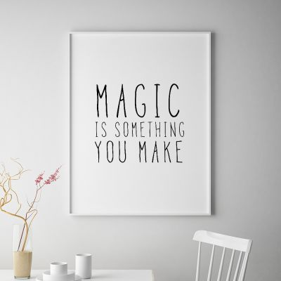 Poster - Magic Poster di MottosPrint