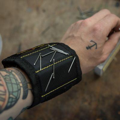 Gadgets per la casa - Braccialetto Magnetico Magnogrip