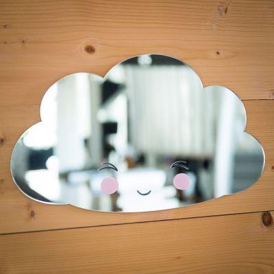 Decorazione - Specchio Nuvola