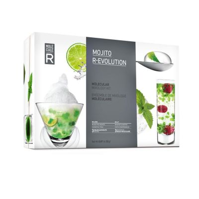 Regali per Lei - Mojito Molecolare - Cocktail Set