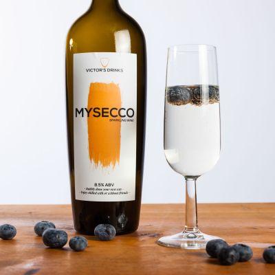 Regali per coppia - Vino Frizzante Fai da te MySecco