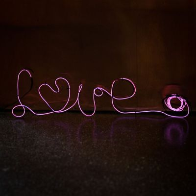 Regali per Lui - Filo di Luce LED Modellabile