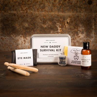 Bagno & Relax - Kit di Sopravvivenza del Giovane Papà