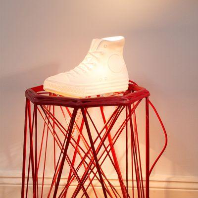 Festa della Donna - N.Y.C. lampada in porcellana