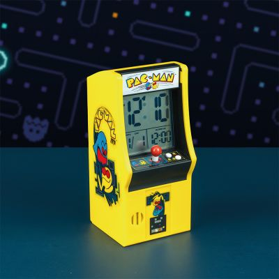 Idee regalo amico - Sveglia Pac-Man Arcade