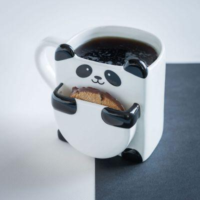 Tazze & Bicchieri - Tazza Panda Biscotto