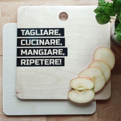 Cucina & Grill - Tagliere Personalizzabile