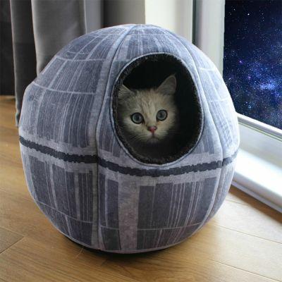 L'Universo Di Star Wars - Star Wars Morte Nera Cuccia Per Gatti