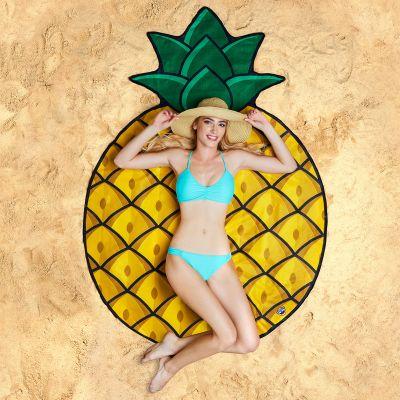 Bagno & Relax - Telo Mare Ananas