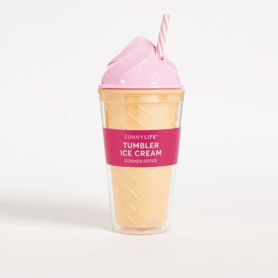 Estate - Tazza Ice Cream Rosa