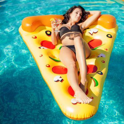 Idee regalo amico - Materassino Pizza