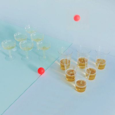 Cucina & Grill - Prosecco Pong Vs Beer Pong