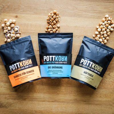 Dolce - Pottkorn - Special Popcorn