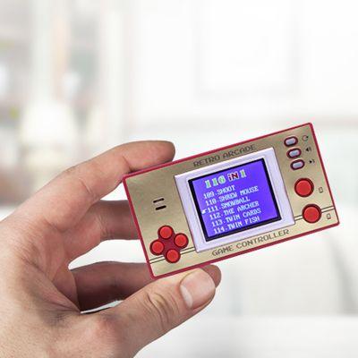 Regali per Pasqua - Mini Console Retro Arcade