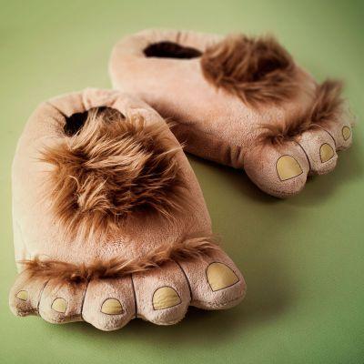 Regali curiosi - Pantofole - Piedi di Hobbit
