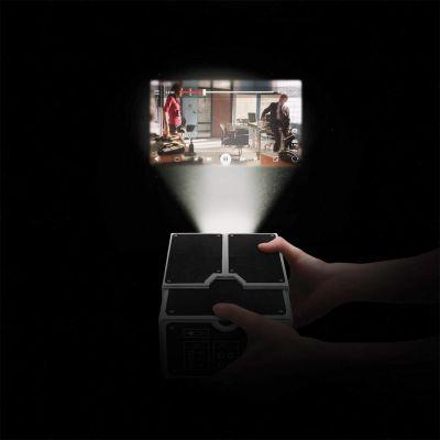 Gadget da Viaggio - Proiettore Di Cartone Per Smartphone