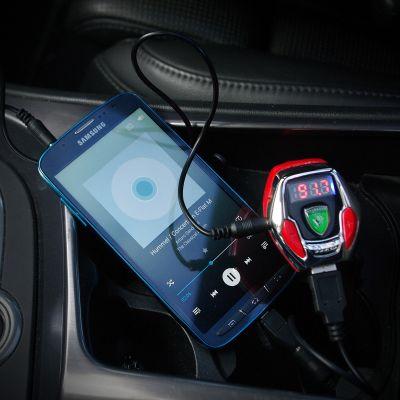 Gadget & Elettronica - Sound Racer X – Trasmettitore FM effetti audio per auto