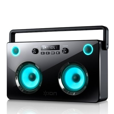 Gadget & Elettronica - Spectraboom - Stereo Wireless Bluetooth con LED Speakers