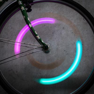 Gadget & Elettronica - Luci da Bici SpokeLit