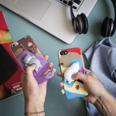 Caricabatterie - Custodia iPhone Piccoli Animali