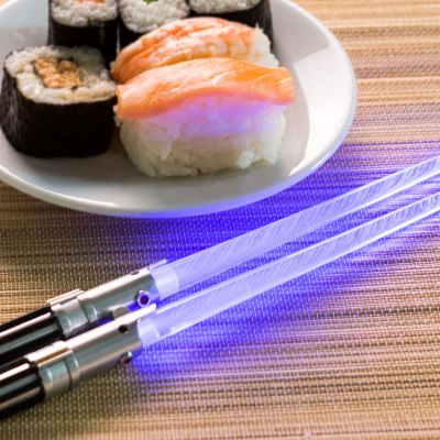 Cucina & Grill - Bacchette Spada Laser di Star Wars