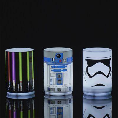 Illuminazione - Mini Luci Star Wars
