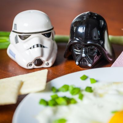 Cucina & Grill - Sale e Pepe Star Wars