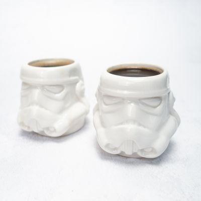L'Universo Di Star Wars - Original Stormtrooper Espresso – Set di Tazzine