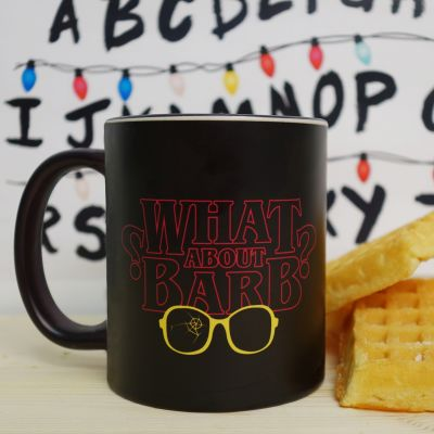Cinema & Serie TV - What About Barb - Tazza Termosensibile