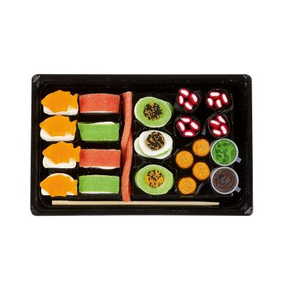 Regali curiosi - Caramelle Sushi