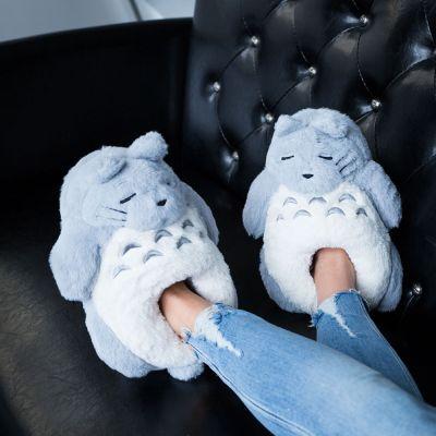 Abbigliamento & Accessori - Pantofole Totoro