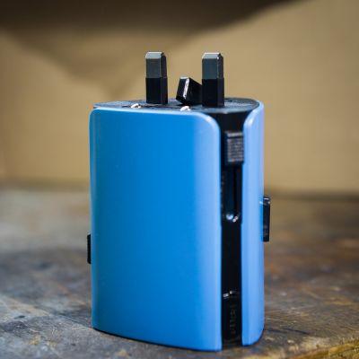 Gadget da Viaggio - Adattatore Universale Travel Adapter USB