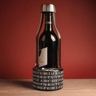 Festa del Papà - Cassaforte Per Vino Cryptex