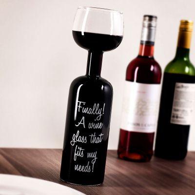 Festa della Donna - Bottiglia Bicchiere di vino