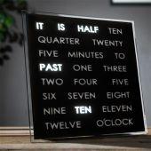 Orologi LED Word Clock