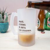 Boccale da Birra Moderno Personalizzabile