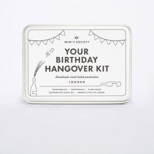Kit Per il Post Sbornia Da Compleanno