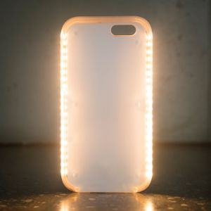 Custodia Luminosa Powerbank per iPhone 6/6S/7
