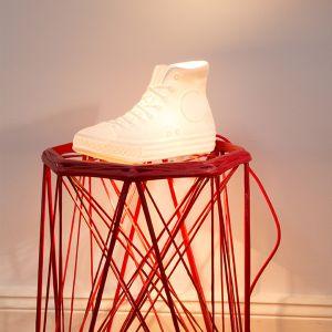 N.Y.C. lampada in porcellana